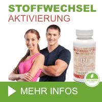 Stoffwechsel Aktivierung